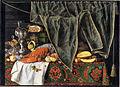 Cornelius Norbertus Gijsbrechts (1657-1683), Trompe l'oeil med måltidsstykke med pragtkar, 1672 KMSsp811.jpg