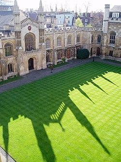 Corpus Christi College, Cambridge - geograph.org.uk - 316798.jpg