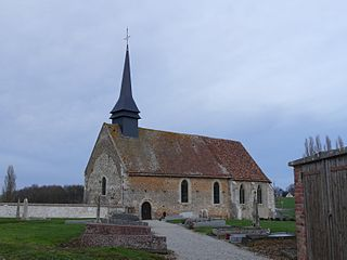Courdemanche, Eure Commune in Normandy, France