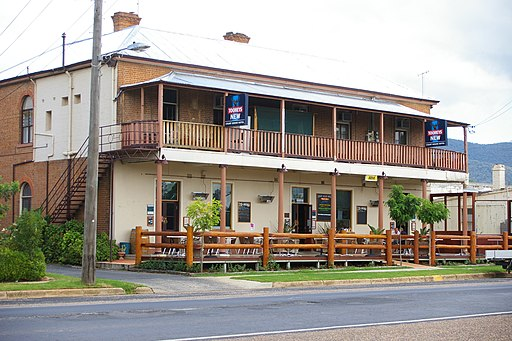Courthouse Hotel Mudgee - panoramio