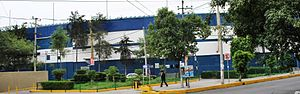 Estadio Azul - Image: Cr Azul Stadium 1