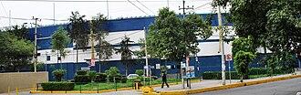 Estadio Azul - Image: Cr Azul Stadium 1