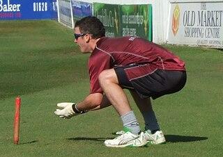 Craig Kieswetter English cricketer