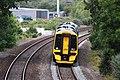 Creech St Michael - GWR 158958 Cardiff service.JPG