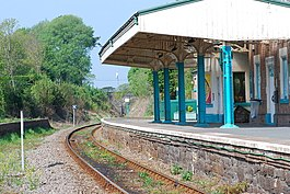 Criccieth railway station in 2008.jpg