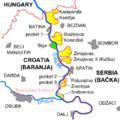 Croatia Serbia border Backa Baranja.png