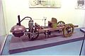 Cugnot Steam Trolly - 1769 First Self-propelled Vehicle Model - Transport Gallery - BITM - Calcutta 2000 305.JPG