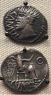 1st-century pre-Roman British king