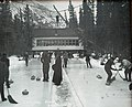Curling rinks at Banff winter carnival, 1917.jpg
