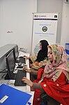 Customer Care Center representatives at work (16686115476).jpg