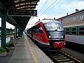 Děčín hlavní nádraží, Desiro do Dolního Žlebu (01).jpg