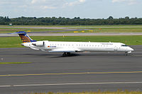 D-ACNW - CRJ9 - Not Available
