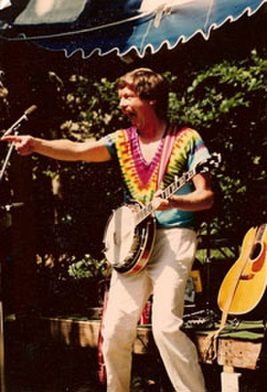 Musikfest - Dave Fry at the 1985 Musikfest