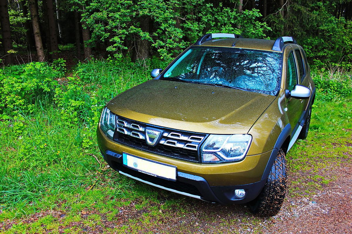 Dacia duster wikipedie for Dacia duster urban explorer prezzo