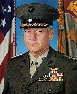 John R. Dailey US Marine Corps general