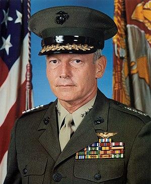 John R. Dailey - General John R. Dailey