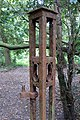 Damaged Iron Gate on the Northwestern Side of Foots Cray Meadows.jpg