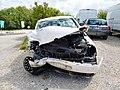 Damaged Volkswagen Lupo in Jura, France (2018) 1.jpg