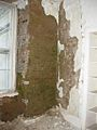 Damaged Wall in the Director's Apartment (5080276872).jpg