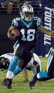 Damiere Byrd American football wide receiver