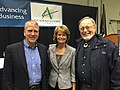 Dan Sullivan, Lisa Murkowski and Don Young.jpg
