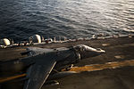 Danger zone! Harriers take off for strike training 150414-M-JT438-004.jpg