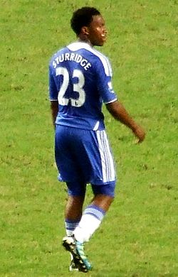 DanielSturridge 2011BarclaysAsiaTrophy Final 1.jpg