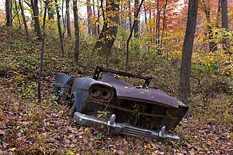 Daniels, Maryland - Image: Daniels maryland car
