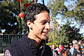 Danny Pudi at Play for LA Hole 9 Olvera Street(2).jpg