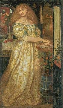 Dante Gabriel Rossetti - Lucrezia Borgia - 1860-1.jpg