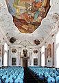 Das Kloster Bronnbach, der prächtige Josephsaal.jpg