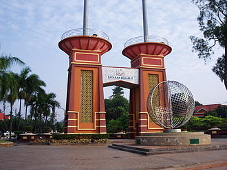 Segamat District - Dataran Segamat