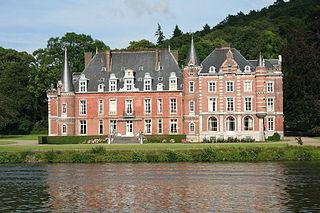 Dave Castle castle in Dave, Namur