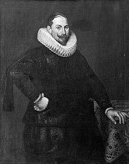 Portrait of Isaac van der Voort (1576-1629)