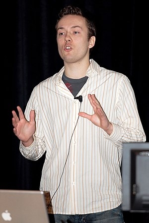 David Heinemeier Hansson - Hansson at the 2006 O'Reilly Emerging Technology Conference