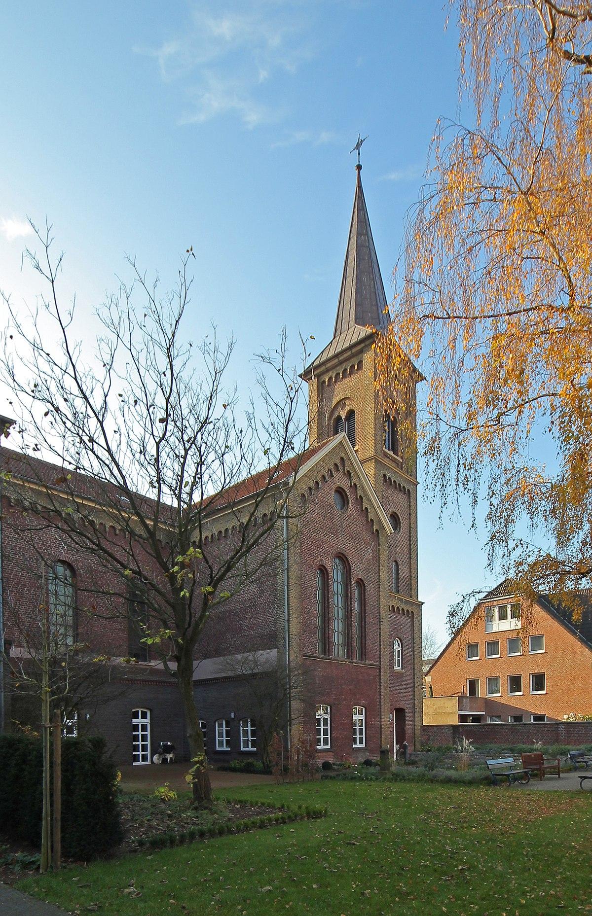 Stammhauskirche Kaiserswerth Wikipedia