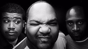 Psychedelic music - Psychedelic hip hop pioneers De La Soul