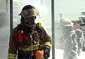 Decontamination shower, Exercise Desert Sailor, Feb. 27, 2008.jpg