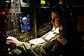 Defense.gov News Photo 100917-F-8155K-035 - U.S. Air Force Capt. Douglas Gautrau a WC-130J Hercules aircraft flight meteorologist assigned to the 53rd Weather Reconnaissance Squadron part.jpg