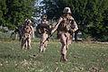Defense.gov News Photo 110422-M-QZ858-065 - U.S. Marine Corps Cpl. Ben W. Gibson right with 2nd Combat Engineer Battalion 1st Battalion 5th Marines Regiment Regimental Combat Team 8.jpg