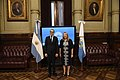 Delegación de San Marino en el Senado Argentino 02.jpg