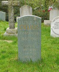 Delius grave.jpg