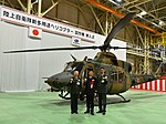 Delivery ceremony of the XUH-2.jpg