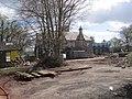 Demolition work at Former School (geograph 3934920).jpg