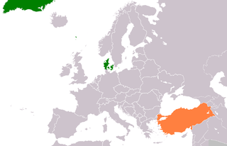 Denmark–Turkey relations Diplomatic relations between the Kingdom of Denmark and the Republic of Turkey