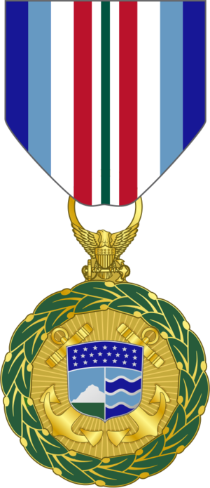 Homeland Security Distinguished Service Medal - Image: Dept of Homeland Security Distinguished Service Medal