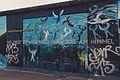Der Geist ist wie Spuren der Vögel am Himmel Berlin Wall Deutschland (16869453264).jpg
