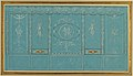 Design for a Decorated Wall with Grottesque over Blue Background MET 66.561.jpg