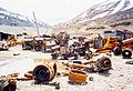 Destroyed mine equipment.jpg