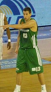 Dimitris Diamantidis Greek basketball player